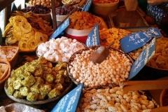 Trockenfrüchte und Mischungen
