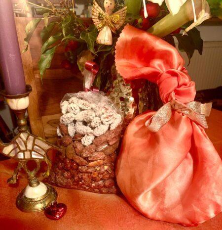 ´Mischungen 500 g im Festagskleidchen oder Zellglasbeutel