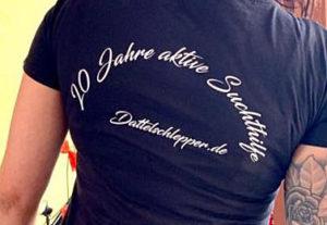 Jungs T-Shirt 20 Jahre Dattelschlepper