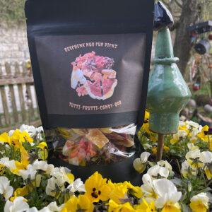 Mischung TUTTI-FRUTTI-CANDY-BAR / 300 g Geschenkpackung